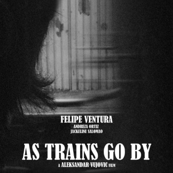 As Trains Go By